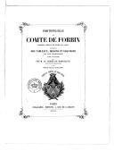 Portefeuille du comte de Forbin,... contenant ses tableaux, dessins et esquisses les plus remarquables / avec un texte rédigé par M. le comte de Marcellus,... ; publié par M. Challamel