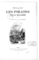 Les pirates de la Malaisie / Emilio Salgari ; illustrations de Pinasseau ; traduction de J. Fargeau