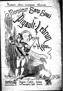 Monsieur Sans-Souci / par Pigault-Lebrun ; dessins par Hadol