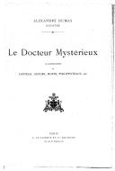 Alexandre Dumas illustré ; 30. Le meneur de loups / ill. de Riou ; ill. de Castelli, Gerlier, Morin... [et al.] ; ill. de Daubigny, Gustave Doré, de La Charlerie, etc.]