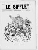 Le Sifflet / directeur : Achille Steens