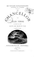 Le Chancellor / Jules Vernes ; ill. par Riou. suivi de Martin Paz / ill. par Férat