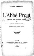 L'abbé Prout : guignol pour les vieux enfants / Paul Ranson ; préface de Georges Ancey ; illustrations de Paul Ranson