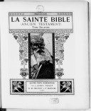 La Sainte Bible (Ancien Testament) / 400 compositions par J. James Tissot ; [préface par le P. A.-D. Sertillanges]