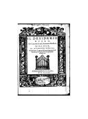 Il desiderio overo de concerti di varii strumenti musicali ([Reprod.]) / Ercole Bottrigari