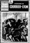L'assassinat du courrier de Lyon / Arthur Bernède