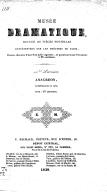Anacréon, ou Enfant chéri des dames, comédie en 1 acte mêlée de couplets, par MM. Dupeuty et Frédéric de Courcy... [Paris, Folies-dramatiques, 1er septembre 1838.]