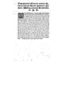Exsimii medici magistri Francisci de Laturre de Sancta Victoria provin. Marchie Anco. prothomedici Pronosticon medicinale secundum temporum institutiones exempluribus anticon ([Reprod.])