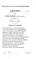 Poésies de Pierre Granier,.... Volume 4
