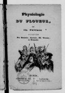 Physiologie du floueur / par Ch. Philipon ; vignettes par Daumier, Lorentz, Ch. Vernier et Trimolet