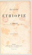 Égypte et Éthiopie, par P. Trémaux,... 2e édition. - Voyage en Éthiopie, au Soudan oriental et dans la Nigritie... par P. Trémaux,... Tome 2e : Le Soudan. Edition 2