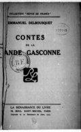 Contes de la lande gasconne. [6e édition.]