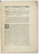 Second factum pour Mre Antoine Furetière, abbé de Chalivoy, appellant... d'une prétendue sentence rendue au Bureau de l'Académie françoise... Janvier 1685...
