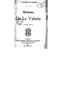 Madame de La Valette (3e édition) / L.-Xavier de Ricard