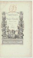 Trophées des armées françaises depuis 1792 jusqu'en 1815.... Guerres d'Espagne et de Russie