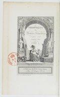 Trophées des armées françaises depuis 1792 jusqu'en 1815.... Expédition des Français en Égypte [et travaux de divers savants]