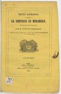 La comtesse de Moranges : drame-vaudeville en trois actes / par M. Jules de Prémaray...