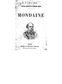 Mondaine / Hector Malot