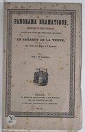 Le cabaret de la veuve : vaudeville en un acte / par MM. Léon Paillet et J. Regnault...