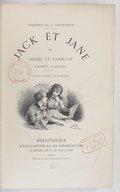 Jack et Jane : adaptation autorisée / par Stahl et Lermont ; d'après L. M. Alcott ; dessins de J. Geoffroy