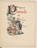Pervenche : conte / par M. Bouchor ; images de L. Lebègue