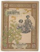 Histoire de l'admirable Don Quichotte de la Manche / d'après Cervantès