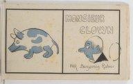 Monsieur Clown / par Benjamin Rabier