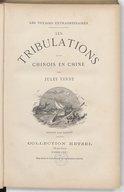Les tribulations d'un Chinois en Chine / par Jules Verne ; dessins par Benett