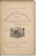 La maison à vapeur : voyage à travers l'Inde septentrionale / par Jules Verne ; dessins par Benett