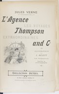 L'Agence Thompson and C°...