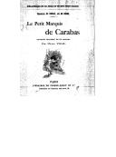 Le petit marquis de Carabas / par la Vtesse de Pitray,... ; ouvrage illustré de 50 dessins par Pierre Vidal,...