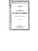 Le tambour du Royal-Auvergne... (Nouvelle édition) / Louis Rousselet