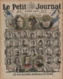 Le Petit Journal illustré Supplément du dimanche - 1919-01-26