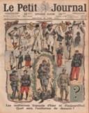 Le Petit Journal illustré Supplément du dimanche - 1919-04-20