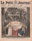 Le Petit Journal illustré Supplément du dimanche - 1919-07-13