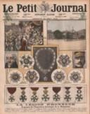 Le Petit Journal illustré Supplément du dimanche - 1919-08-24