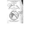 Les enfants du capitaine Grant : voyage autour du monde. 1e partie, Amérique du Sud  / par Jules Verne