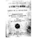 La tactique et la discipline dans les armées de la Révolution : correspondance du général de Schauenbourg, du 4 avril au 2 août 1793 / publ. par J. Colin