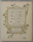 Boléro de Francis Thomé, arrangé pour mandoline et piano par Jules Cottin
