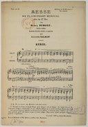 Messe en plain-chant musical dite du 1er ton par Henry Dumont. (1610-1684), harmonisée pour l'orgue, par Alexandre Guilmant