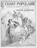 Les souvenirs de Minette : La lisette de Béranger / paroles & musique de Frédéric Bérat ; ritournelle & harmonisation de Maurice Duhamel