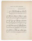 Petites chansons sans paroles. 20, Récit d'un vieux grenadier : [pour piano] / [musique de Léopold Dauphin] ; [ill. par Michelet,...]