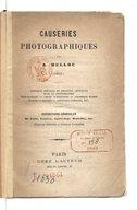 Causeries photographiques, par A. Belloc (1861)...