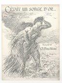 C'était un songe d'or..., poésie de Jean Lorrain, musique de A.-B. Pouchkine