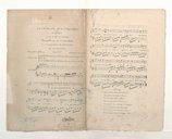A la mémoire d'un être chéri : romance / paroles de M.de de Bawr ; mises en musique par A. Salomon avec accompagnement de guitare par F. Cardon