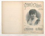 A travers les rideaux : chansonnette / paroles de L. Péricaud ; musique de Charles Malo ; chantée par madame Anna Judic
