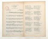 A la Scala : chansonnette / paroles de Aristide Bruant ; musique de Charles Carbonnier ; créée par Lebassi à la Scala