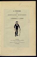 E Firobe im e Sundgauer Wirthshues de J. Heyberger et A. Stœber