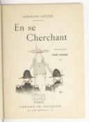 En se cherchant / Hippolyte Gautier ; illustrations d'Albert Guillaume