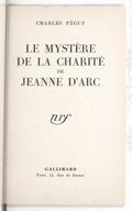 Le mystère de la charité de Jeanne d'Arc / Charles Péguy